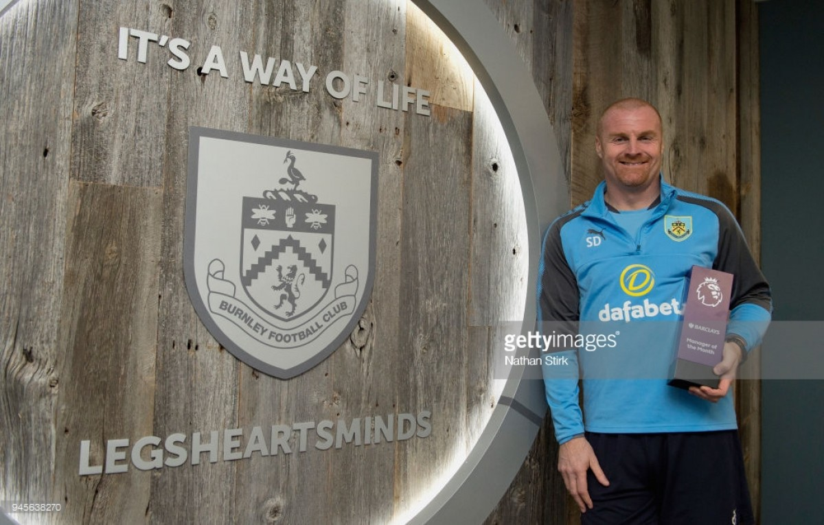 'Legs, Hearts, Minds': How the Burnley motto has propelled them towards European football
