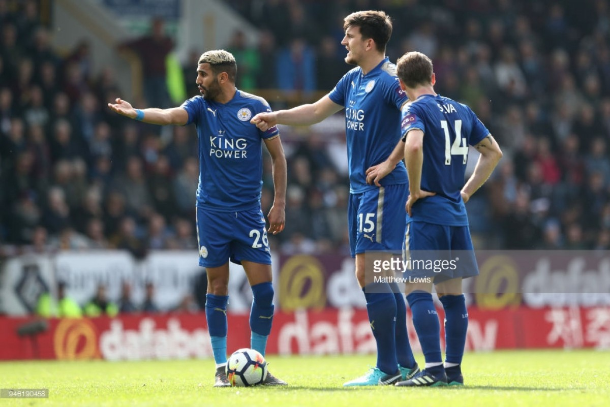 Burnley 2-1 Leicester City: Foxes Player ratings in another disappointing defeat