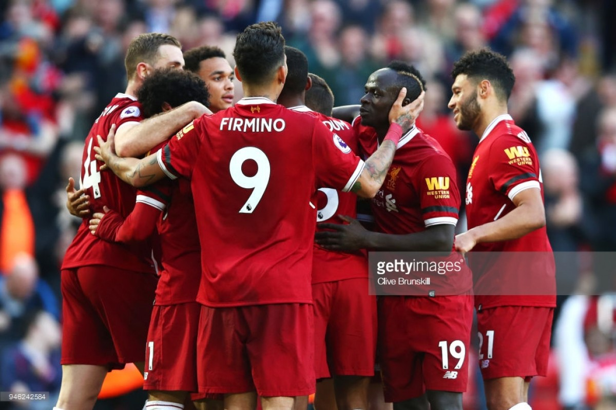 Liverpool 3-0 Bournemouth: Reds' gunslinger's all on target in assured display