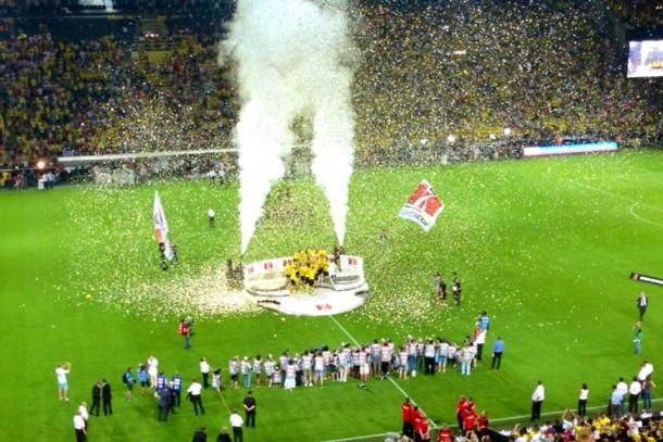 Dortmund en démonstration