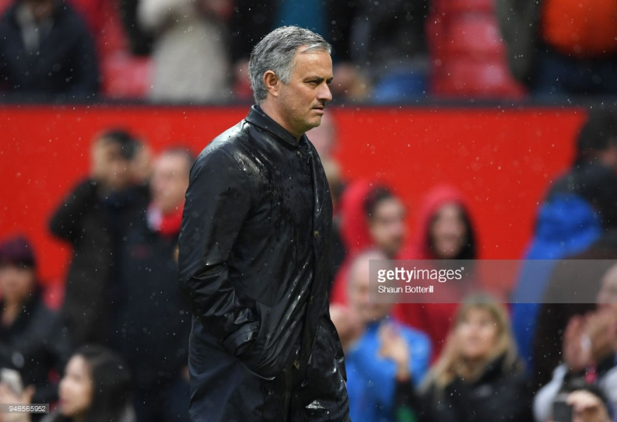 "José Mourinho: ""We were masters in complicated football"""