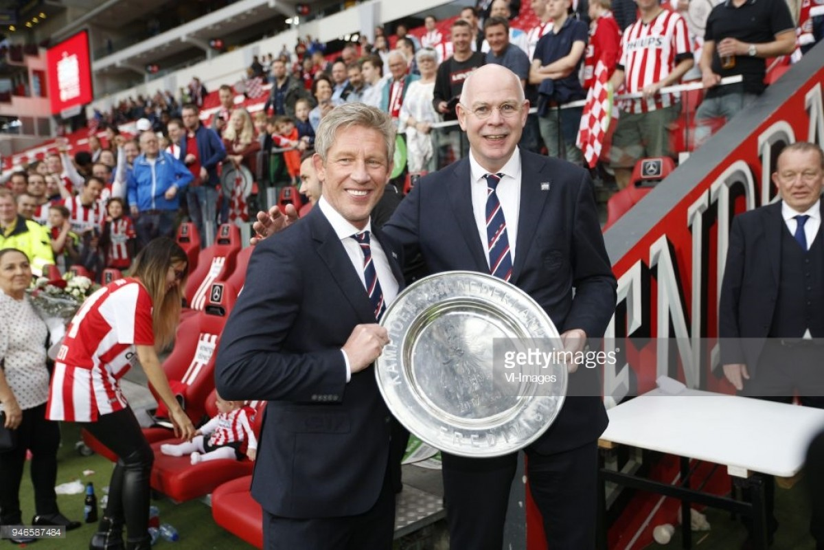 Marcel Brands confirms Everton interest but says it would be 'hard to leave' PSV