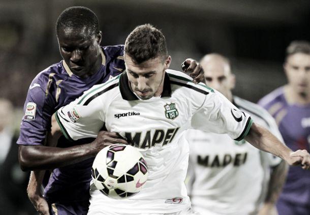 Diretta Sassuolo - Fiorentina, risultati live della Serie A