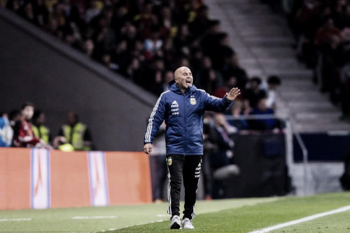 Argentina anuncia lista prévia com 35 jogadores para disputa da Copa do Mundo