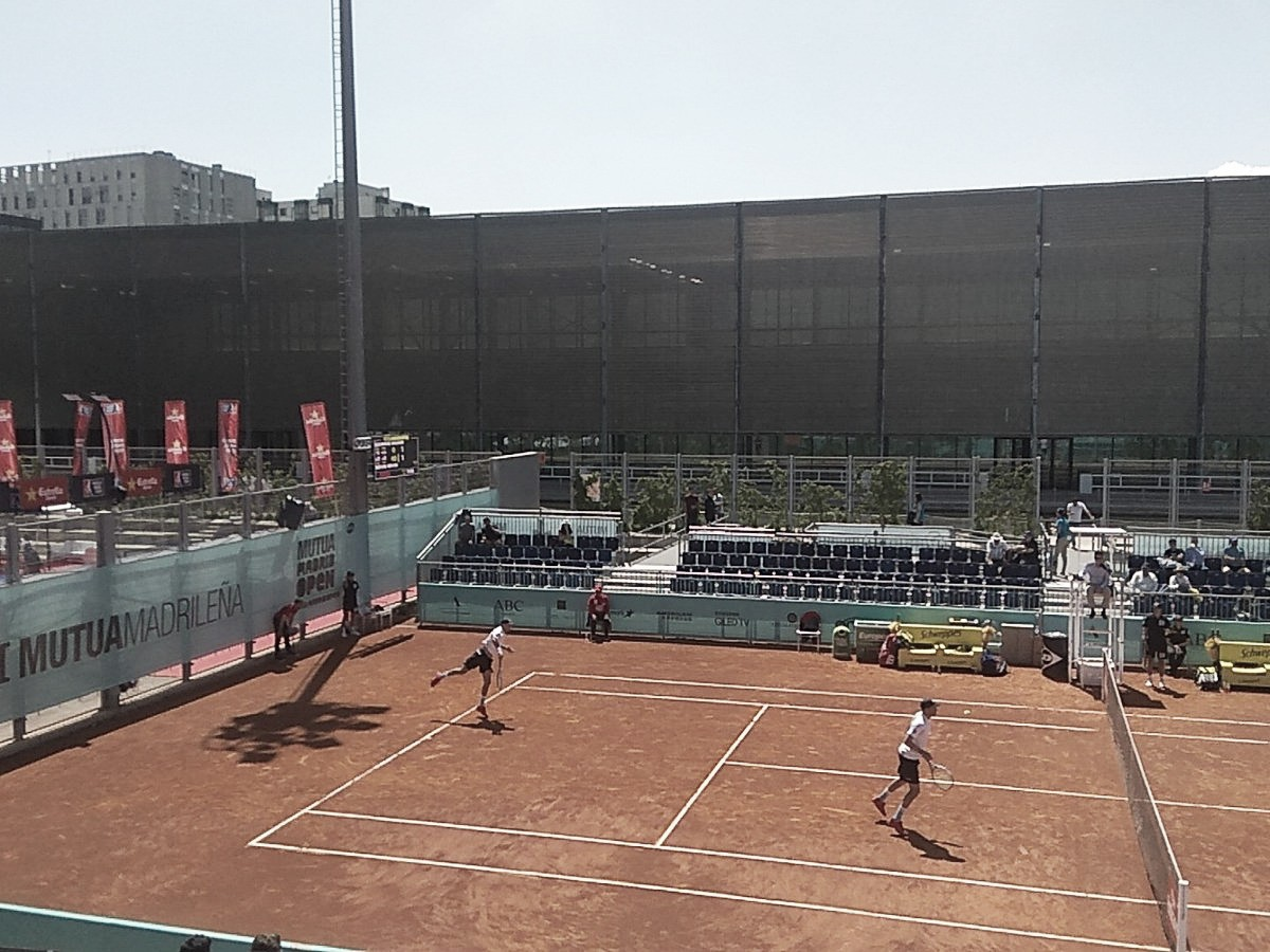 ATP Madrid: Bryan Brothers down Dzumhur/Skugor to book a spot in the quarterfinals
