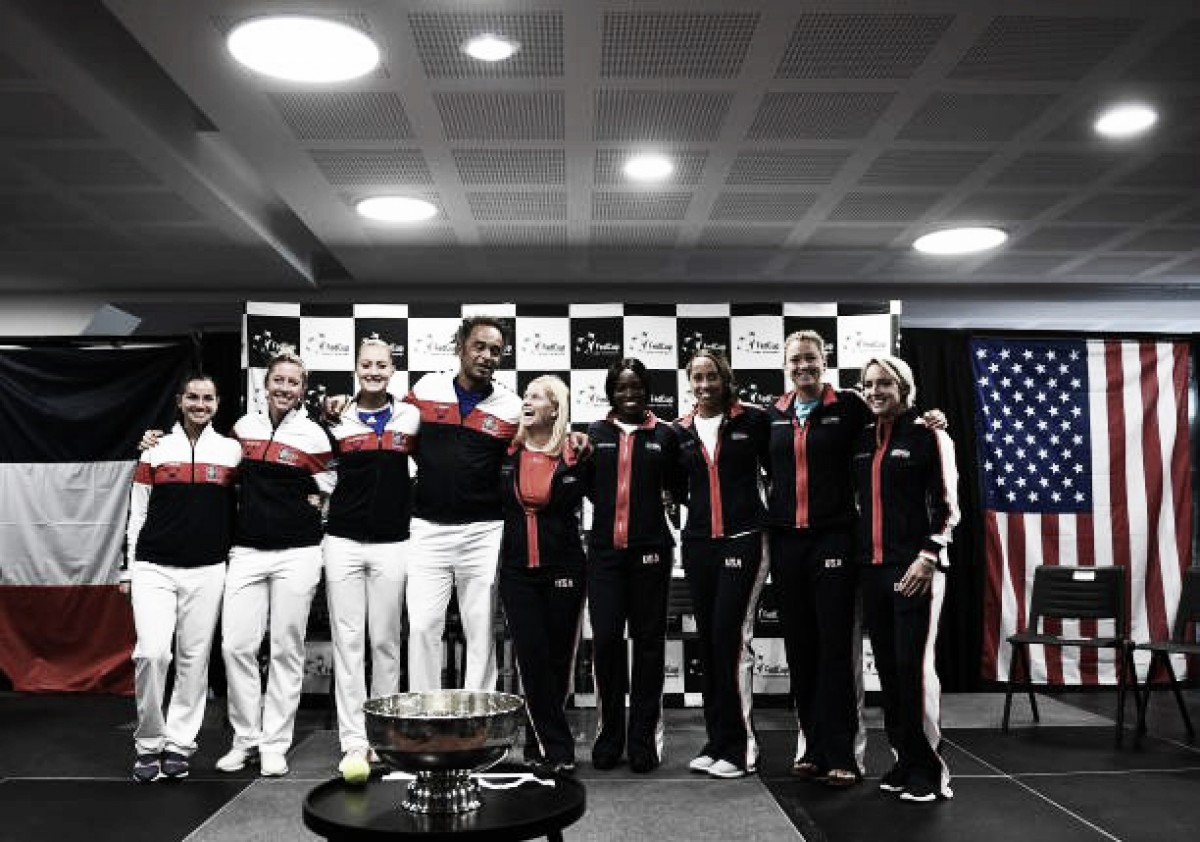 Fed Cup semifinal preview: France vs United States