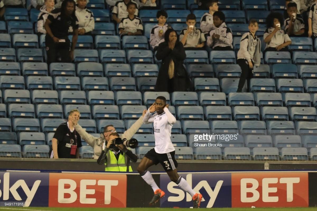 Millwall 0-3 Fulham: Brilliant second half performance sendsCottagers secondin table