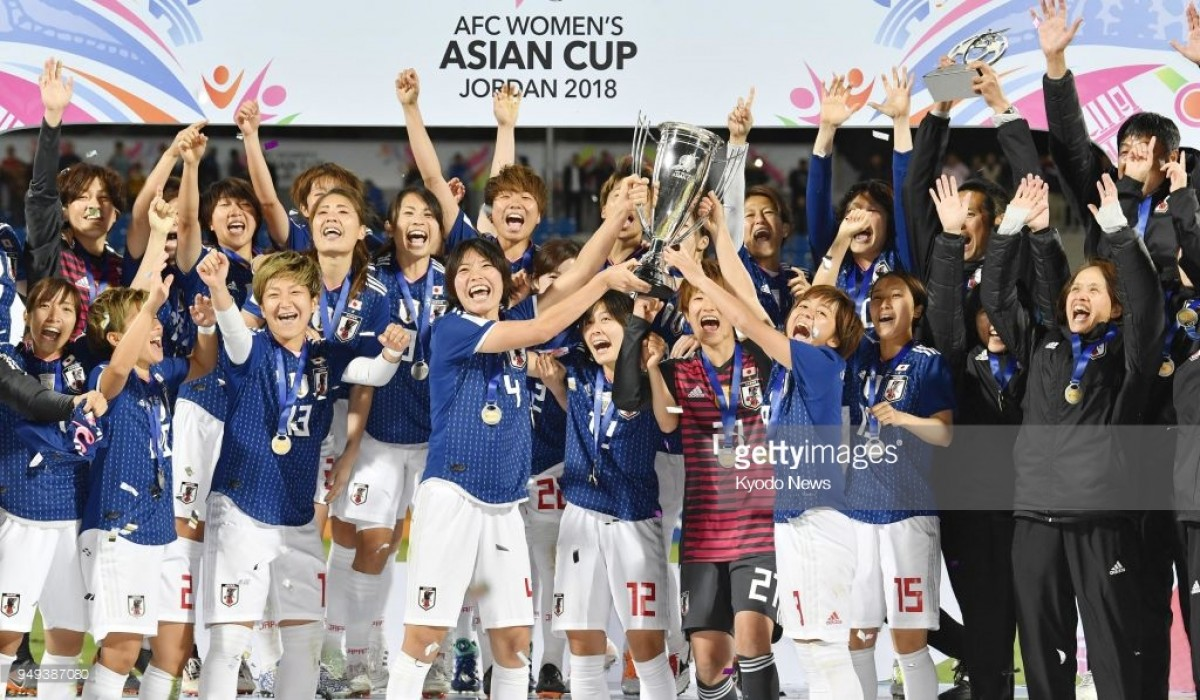 Women's World Cup qualification: Five favourites qualify from Asian Cup