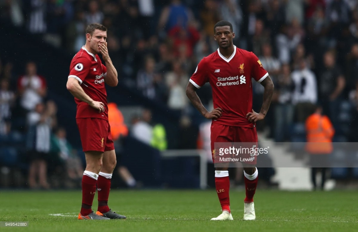 West Bromwich Albion 2-2 Liverpool: Five Reds talking points as Rondon rescues a late point for the hosts