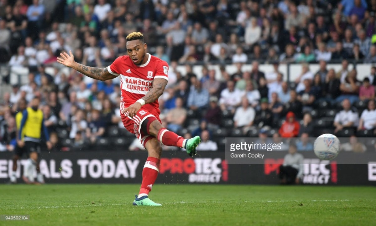Derby County 1-2 Middlesbrough: Adama Traoré inspires Boro win in play-off six pointer