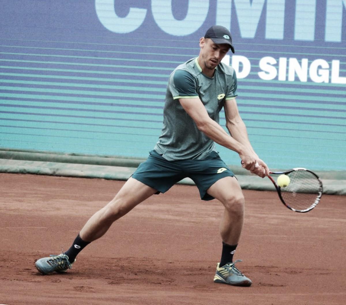 ATP Budapest: Defending champion Lucas Pouille beaten by John Millman