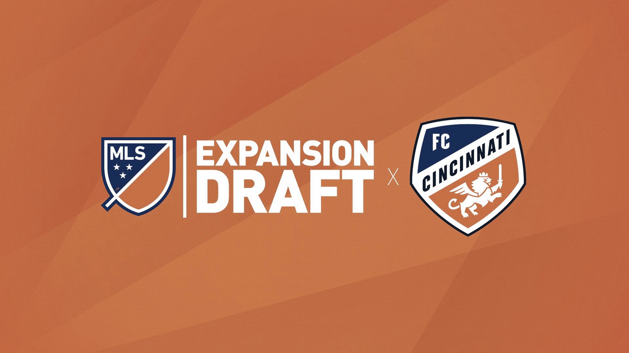 FC Cincinnati elige en el MLS Expansion Draft