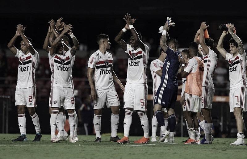 Goiás e São Paulo se enfrentam buscando manter invencibilidade no Brasileirão