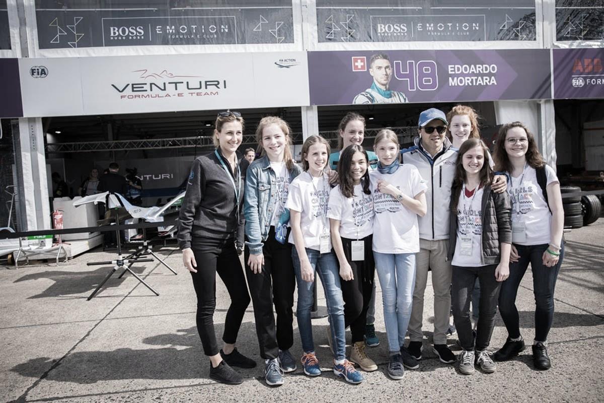 Fórmula E e o Dia Internacional da Mulher na Engenharia