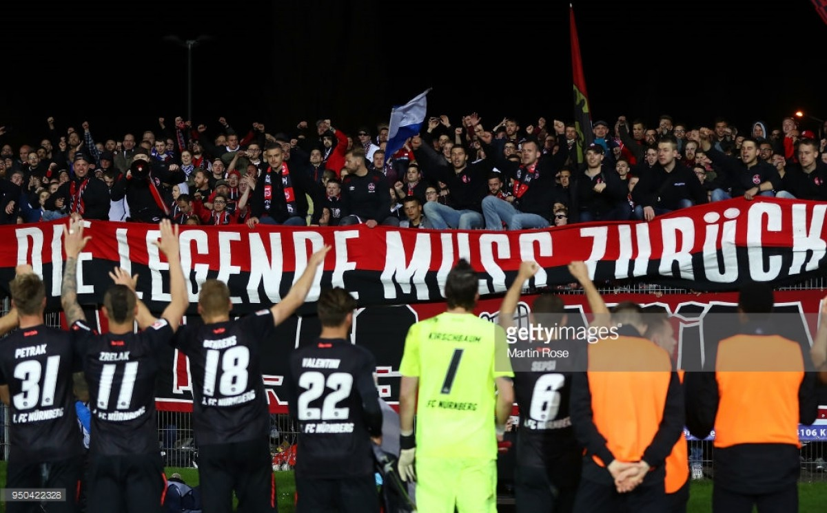 Holstein Kiel 1-3 1. FC Nürnberg: Der Club close in on Bundesliga return
