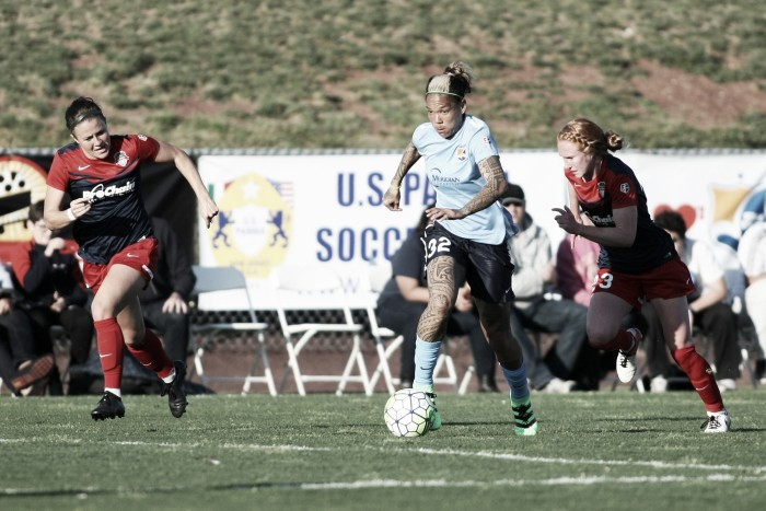 Sky Blue FC and Washington Spirit continue their rivalry Saturday Night