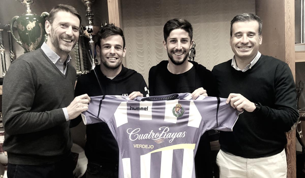Antonio Domínguez y Moi, renuevan y se convierten en los primeros fichajes de la temporada 2018/2019