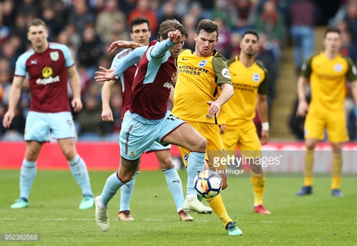 Burnley 0-0 Brighton & Hove Albion: Player ratings as Seagulls take one point towards safety