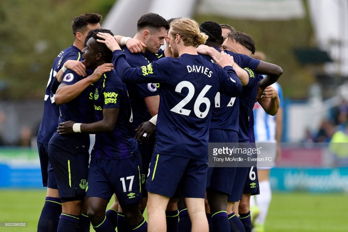 Everton Premier League fixture list for 2018/19 season released