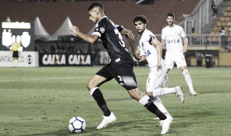 Resultado Santos x Vasco pela Copa do Brasil (2-0)