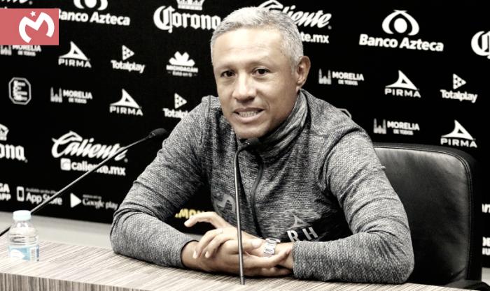 """Roberto Hernández: """"La presión existe"""""""