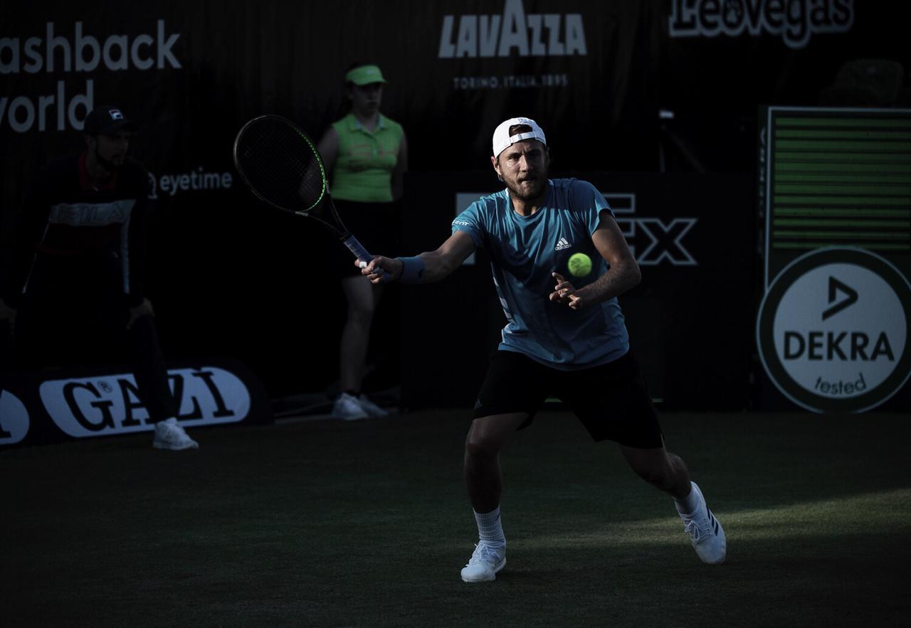 Embalado, Pouille bate Medvedev e está nas quartas do ATP 250 de Stuttgart