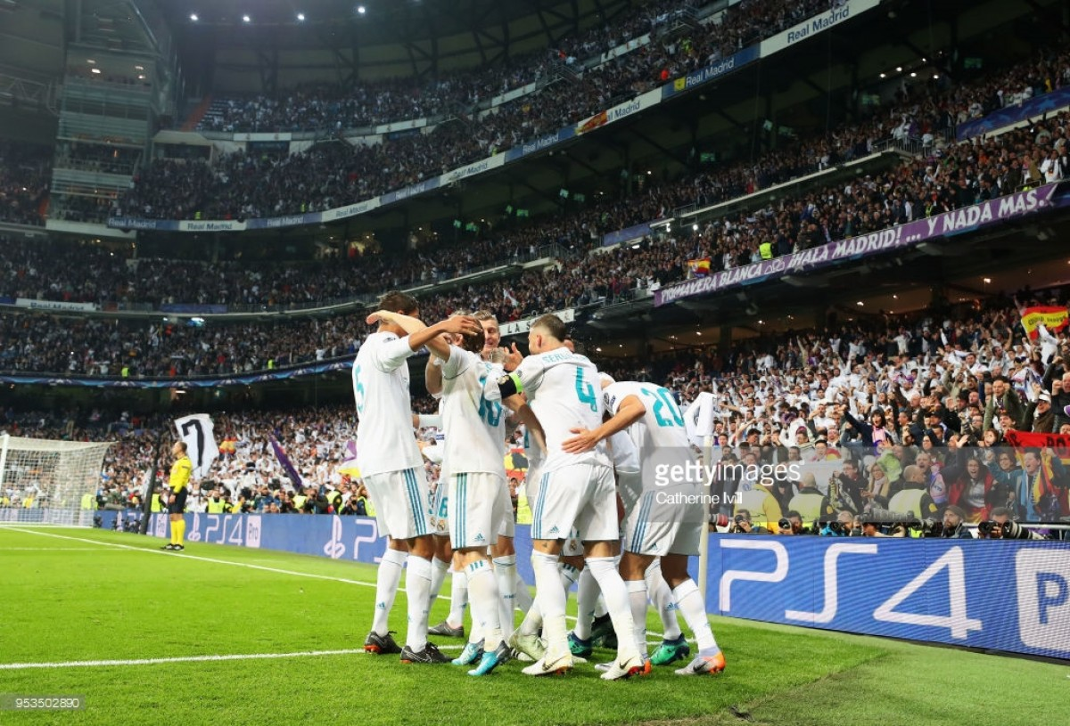 Real Madrid (4) 2-2 (3) Bayern Munich: Holders find a way as Die Roten fall at the semi-finals again