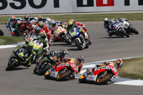 La MotoGP riaccende i motori a Indianapolis: anteprima e orari tv
