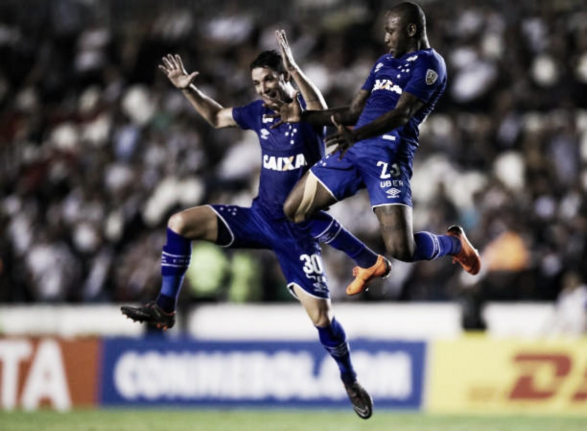 Cruzeiro aplica nova goleada, arrasa Vasco da Gama e assume liderança temporária do Grupo 5
