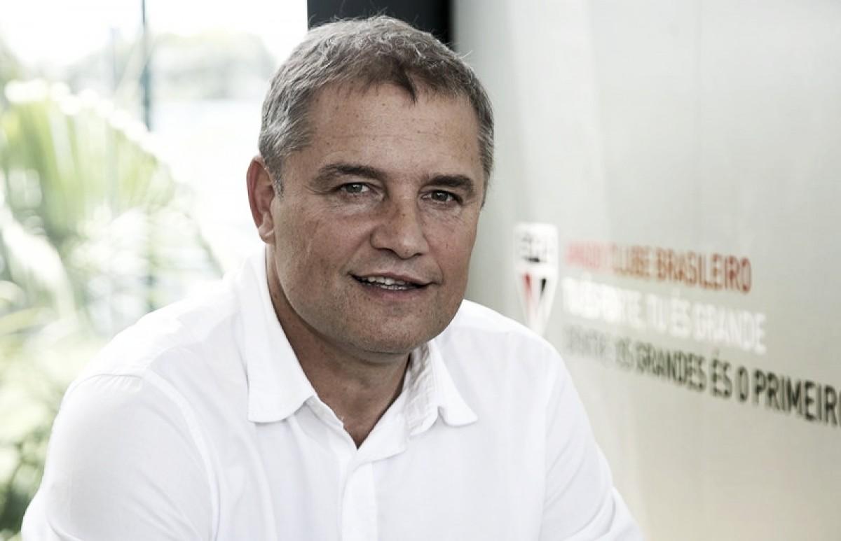 Indicado por Lugano, Diego Aguirre é anunciado como novo técnico do São Paulo