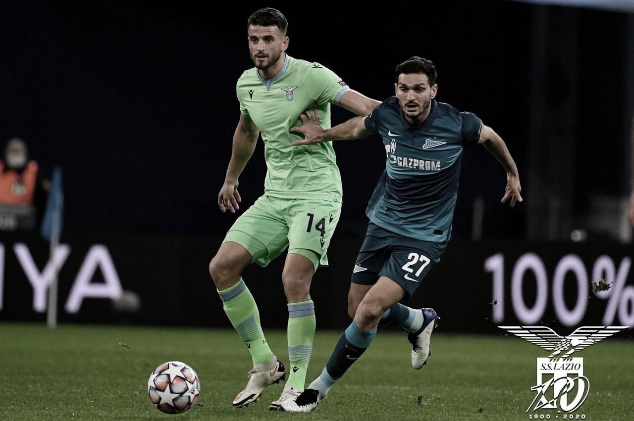 Com nove desfalques, Lazio consegue arrancar empate contra Zenit