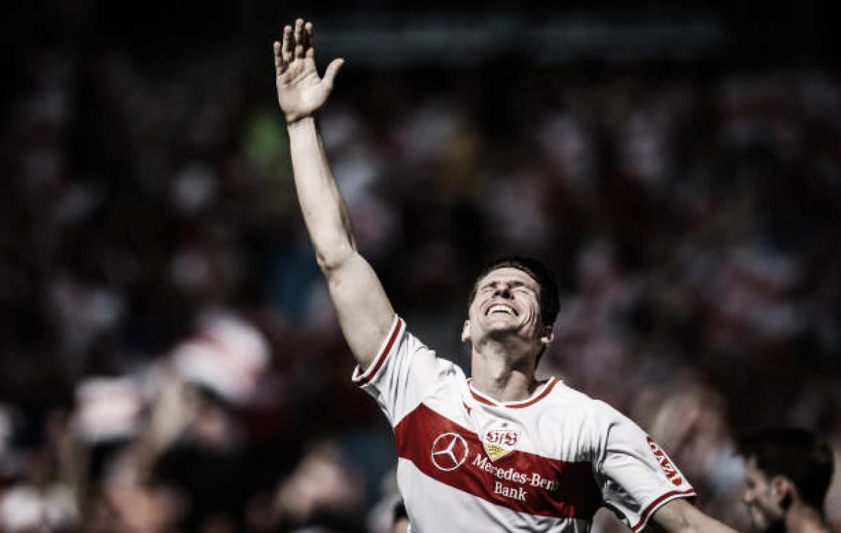 Mario Gomez marca duas vezes, Stuttgart vence Hoffenheim e acirra briga por Europa League