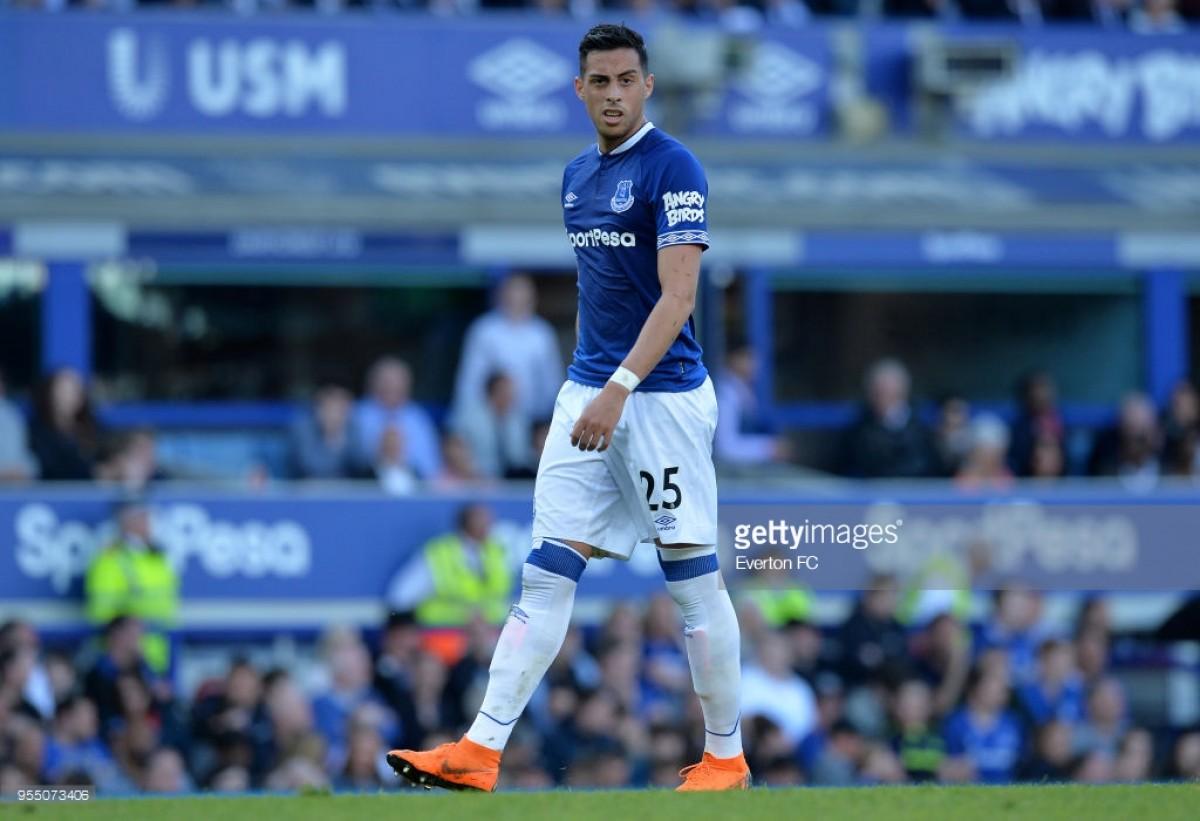 Ramiro Funes Mori departs Everton for Villarreal