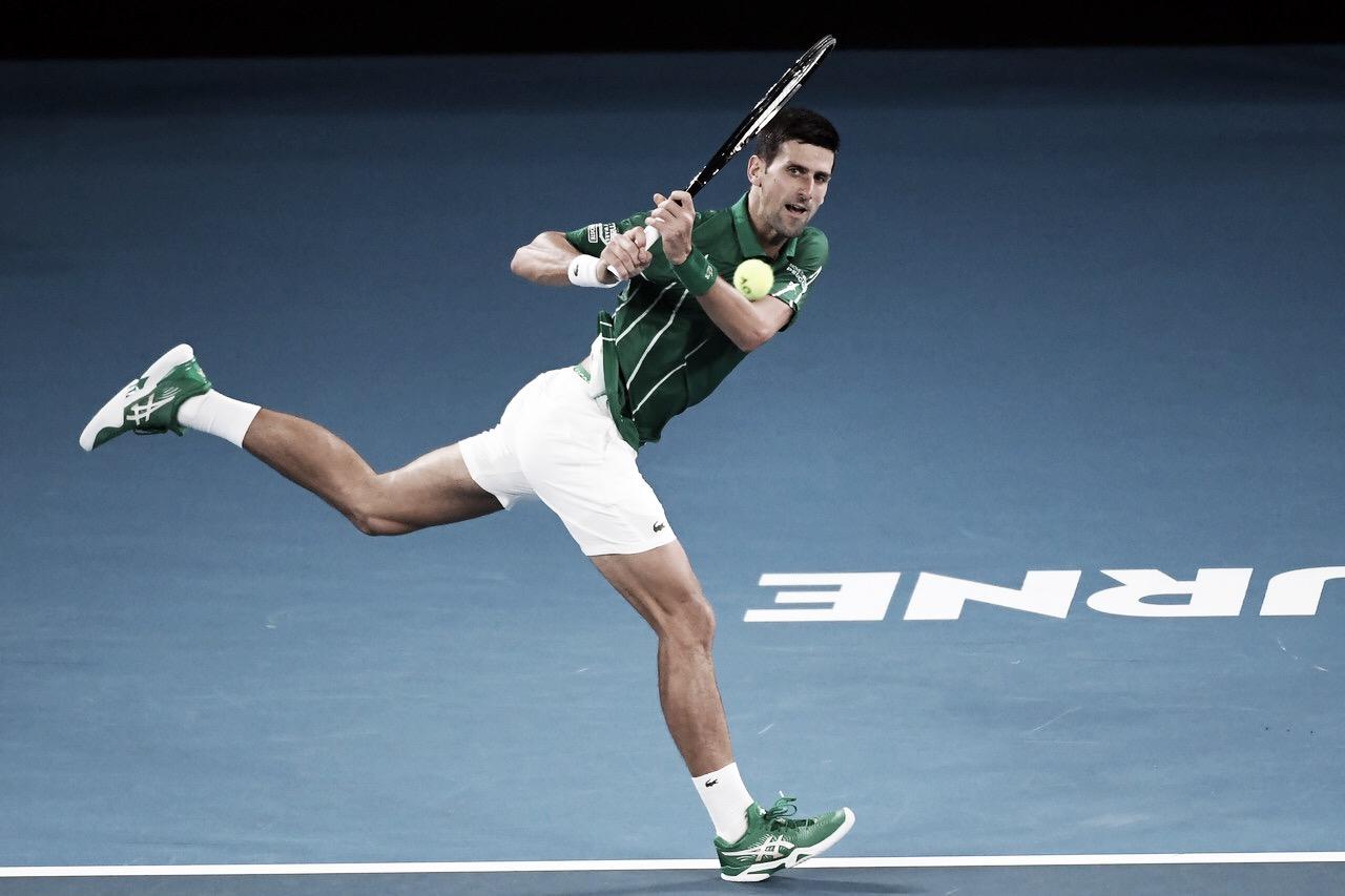Struff Djokovic