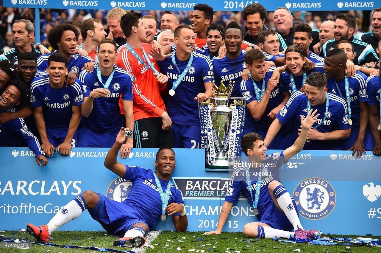 On This Day: Chelsea win their fourth Premier League title