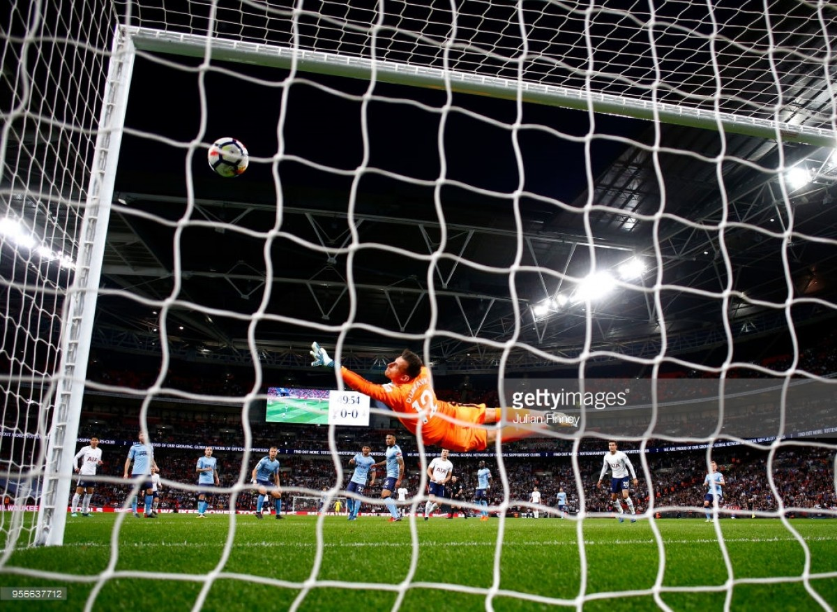 Tottenham's three matches of the season