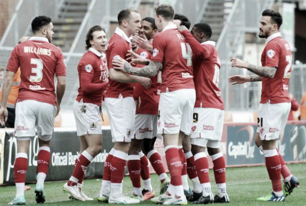 We're going up: Bristol City, el petirrojo sin vértigo