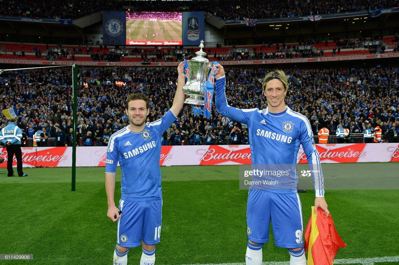 On This Day: Chelsea win their seventh F.A. Cup