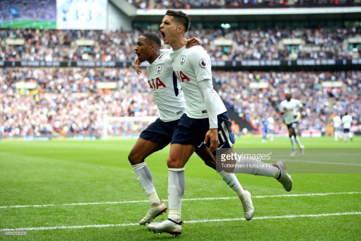 Tottenham Vs Leicester 5 4: Tottenham Hotspur 5-4 Leicester City Player Ratings: Spurs