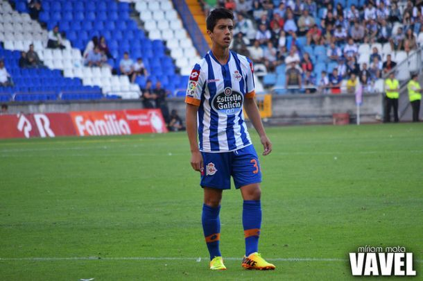El Alavés cierra la delantera con el joven Dani Iglesias