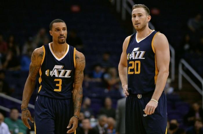NBA - Utah rischia, e solo nel finale supera Philadelphia (100-83)