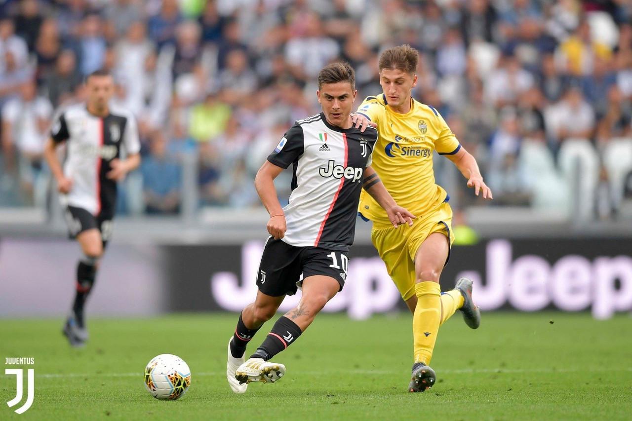 Serie A- La Juventus fatica più del previsto, ma Ramsey e Ronaldo puniscono l'Hellas