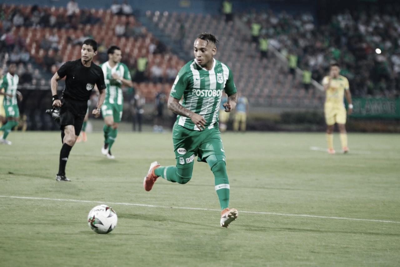 """Jarlan Barrera: """"Contento por el buen desempeño del equipo"""""""