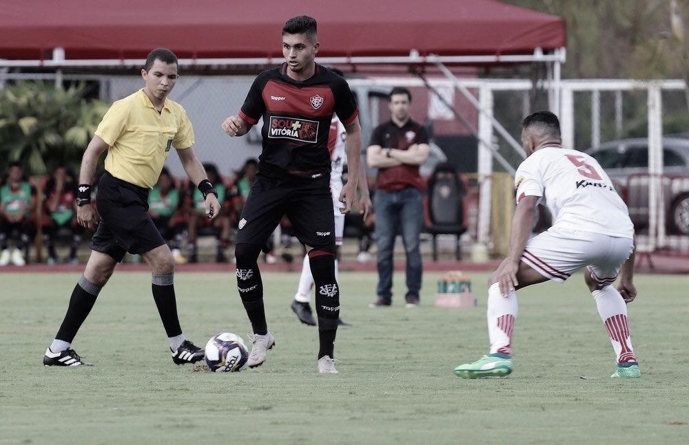 Por conta de parceria, Palmeiras anuncia contratação de Luan, do Vitória