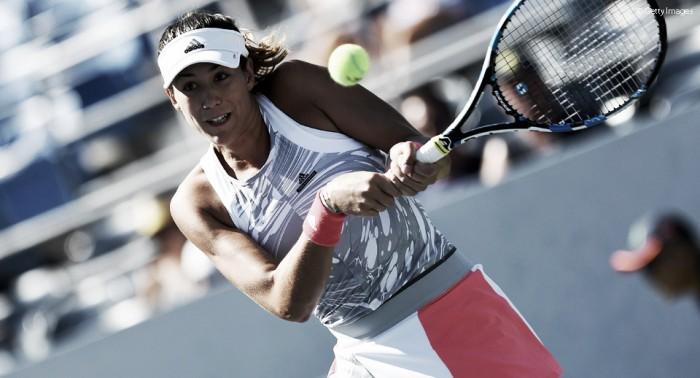 US Open: Kerber avança após abandono de Hercog; Muguruza leva susto, mas supera Mertens