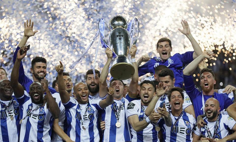 FC Porto entra com o pé direito em 2019