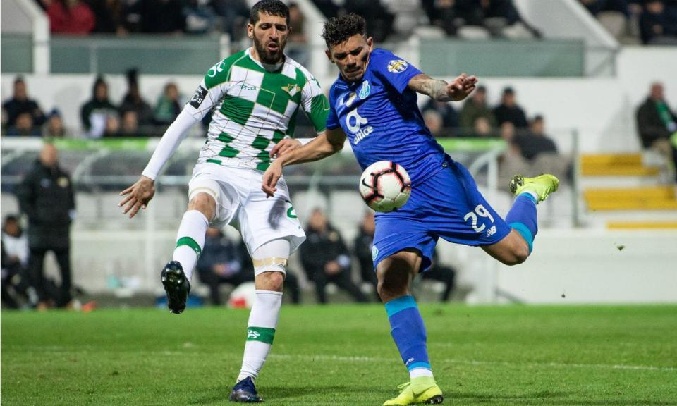 FC Porto escorrega mais uma vez