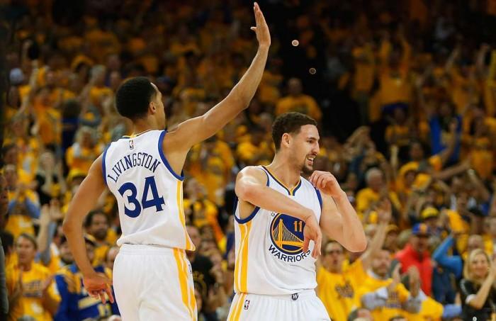 NBA, Golden State rimonta e vince gara-2