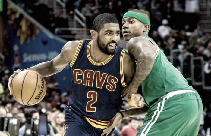 La novela llega a su fin: Kyrie Irving jugará en los Celtics