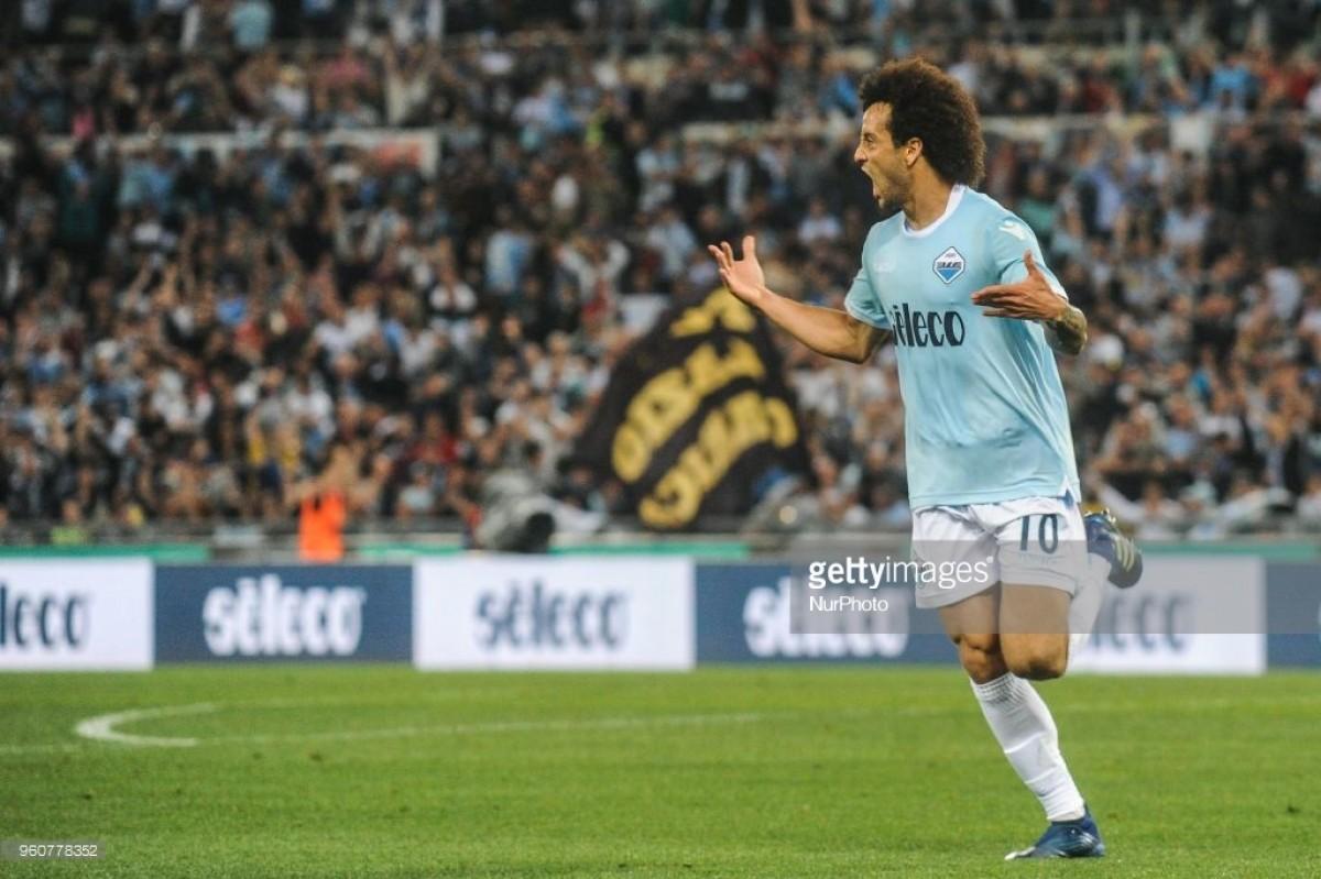 Initial £33m bid rejected as West Ham eye Lazio's Felipe Anderson